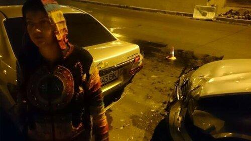 Надежда Савченко дала интервью о своей аварии