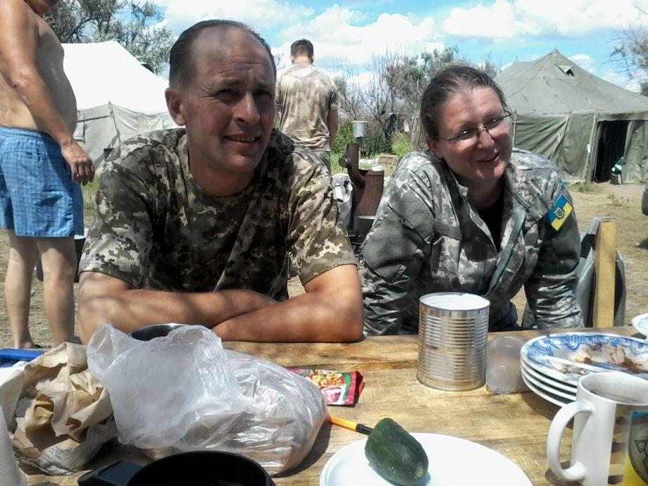 Украинка: женщина-волонтер; женщина-воин; женщина-герой