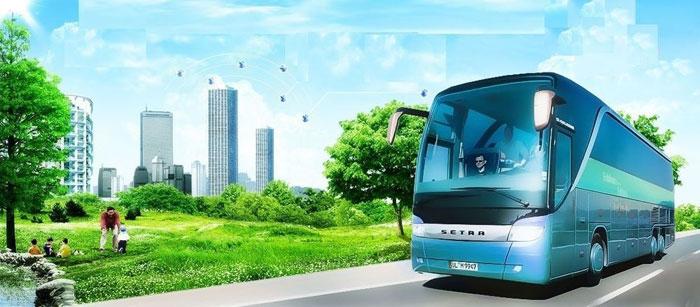 Кто работает на современном рынке пассажирских перевозок?