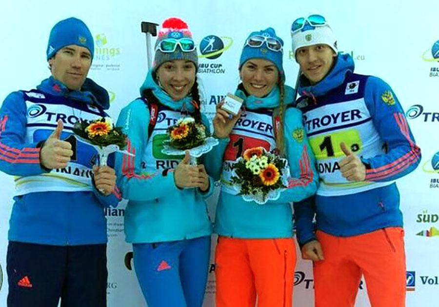 Украинская биатлонистка одержала победу вспринте наэтапе Кубка IBU вРиднау