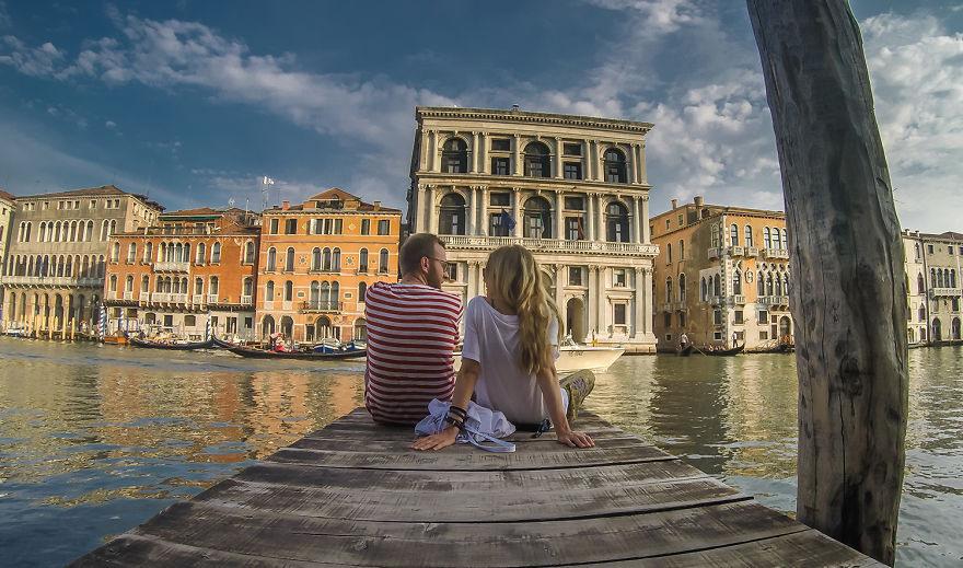 11 Отдыхали в Венеции