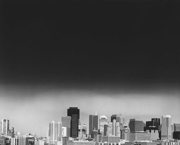 Фотограф исследует архитектурный ландшафт Америки на протяжении 35 лет