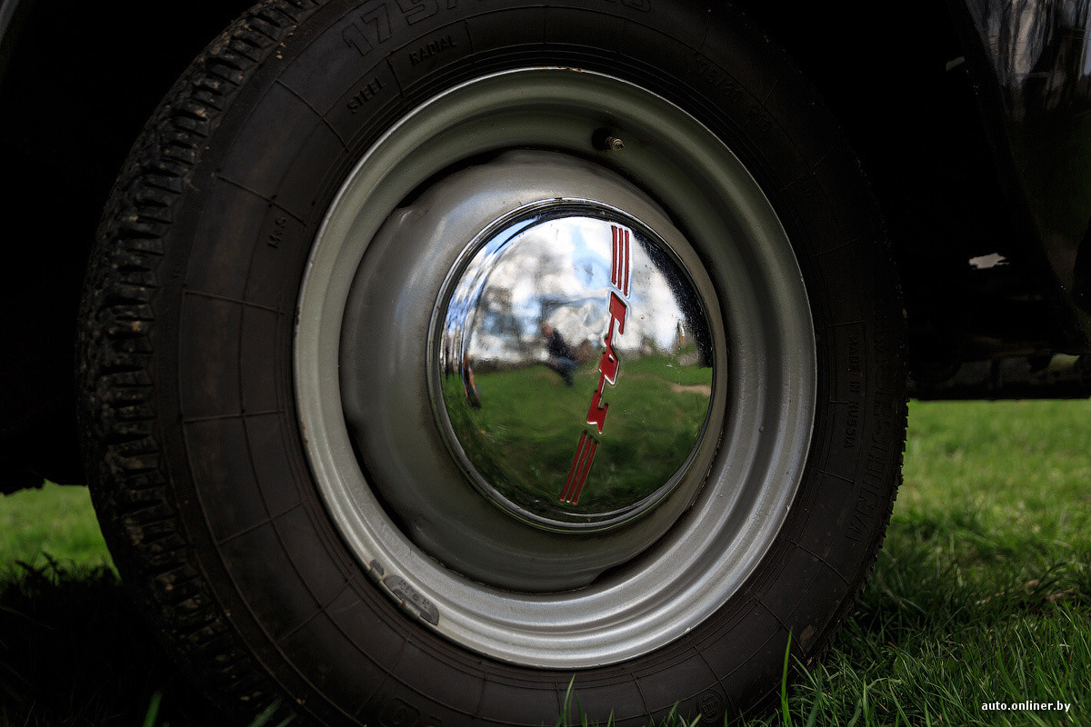"""ГАЗ М-20 """"Победа"""" - Как три истории переплелись вокруг одной машины"""