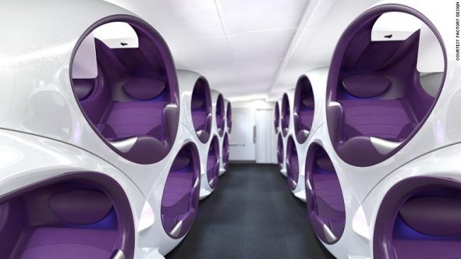 © courtesy of factory design  Той самой вишенкой наторте станет главная инновация Factory Des