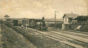 Ярославский поезд