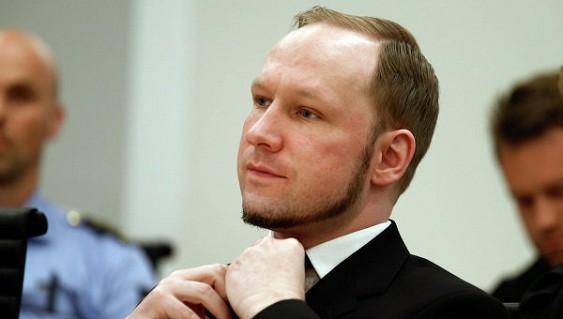Норвегия готовится обжаловать смягчение вердикта — Андерс Беринг Брейвик