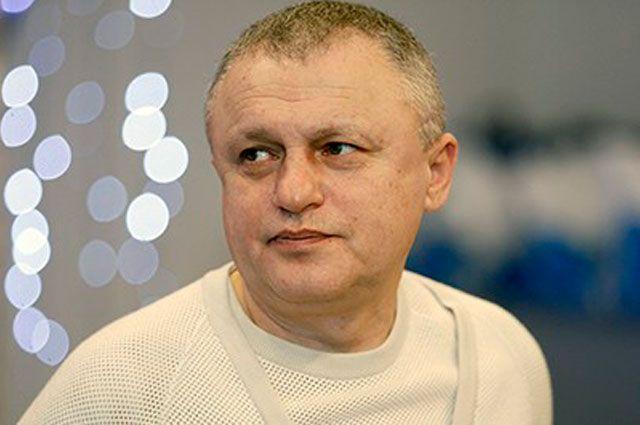 И.Суркис: Вида пока неуходит, поДраговичу переговоры продолжаются