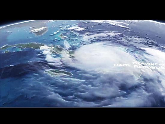 Мощнейший циклон «Мэтью» приближается квосточным берегам США