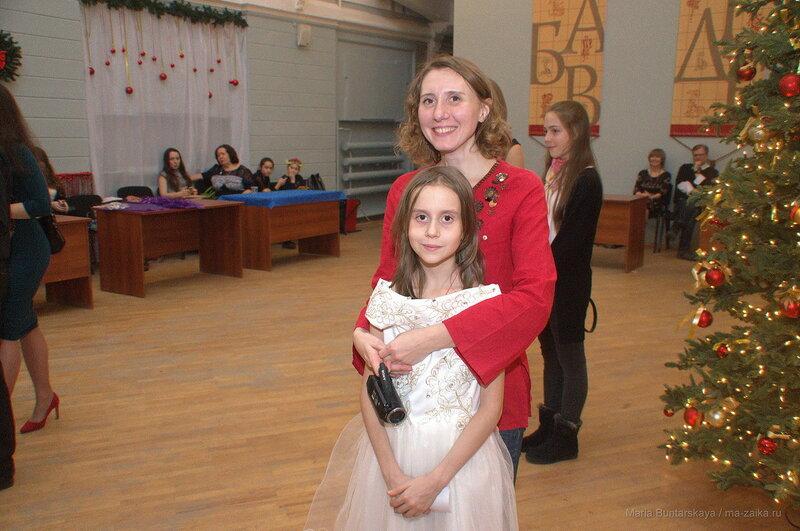 Рождественская ярмарка, Саратов, областная библиотека, 24 декабря 2016 года
