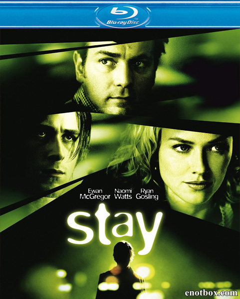 Останься / Stay (2005/BDRip/HDRip)