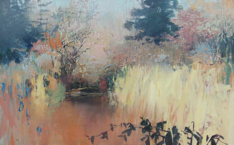 Fanno Creek Wetlands oil-canvas 30x48 .jpg