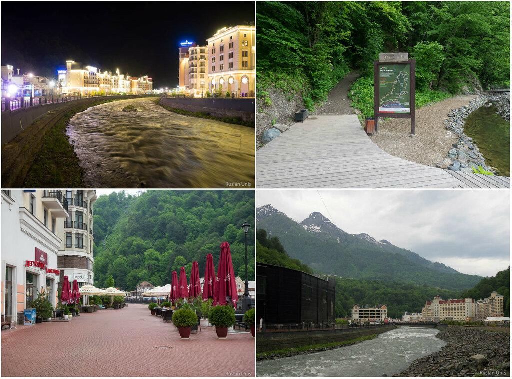 Роза Хутор vs альпийские горнолыжные курорты