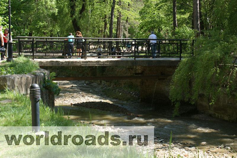Кисловодск парк