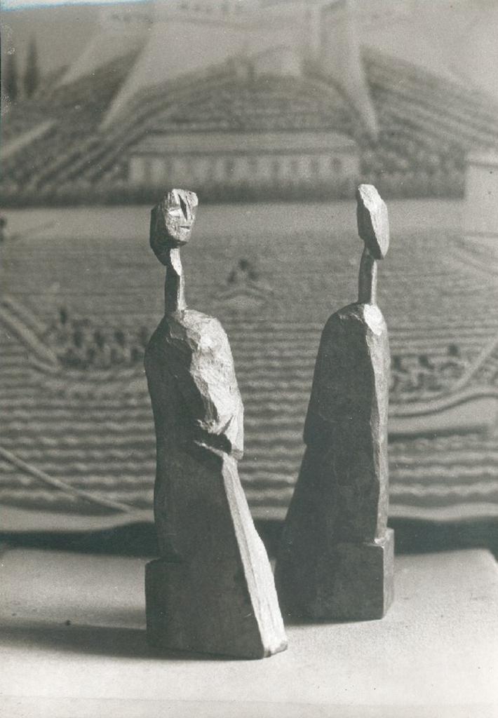 1932. Две персоны Пикассо