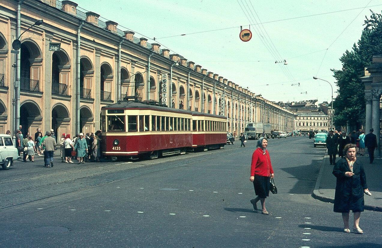 1970. Садовая улица