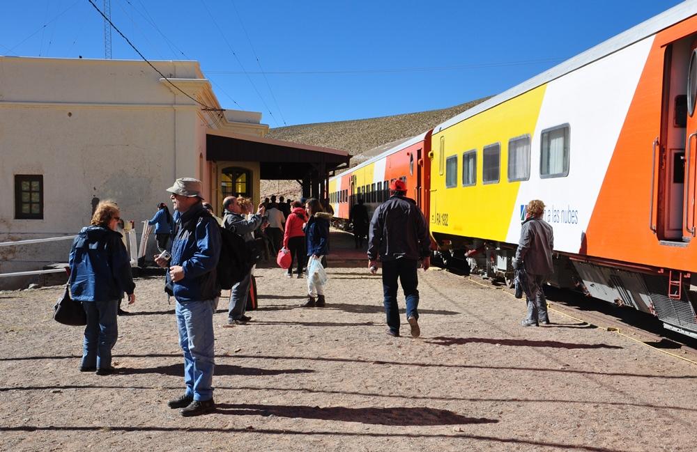 Tren a las nubes  NORTE ARGENTINO Sitio WEB Oficial