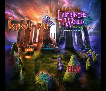 Labyrinths of the World 4: Stonehenge Legend Collectors Edition