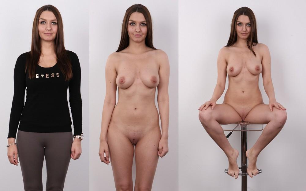 Фото голий кастінг жінок