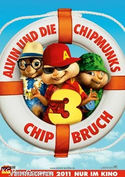 Alvin und die Chipmunks 3: Chipbruch (2011)