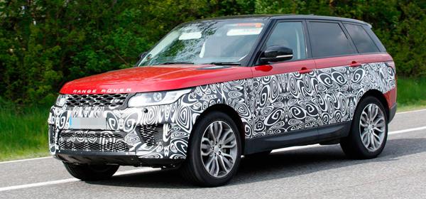 В 2017 мы увидим новый Range Rover