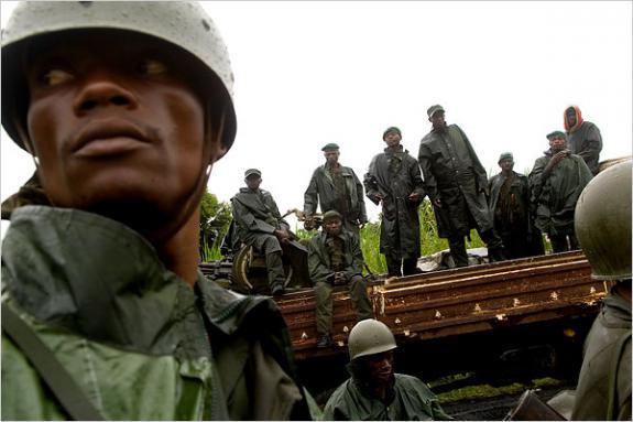 Гражданская война в Демократической республике Конго