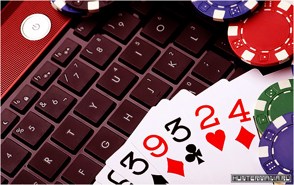 Мой первый выигрыш в онлайн-казино