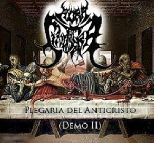 Aura Siniestra > Plegaria Del Anticristo (Demo II) (2009)