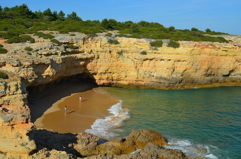 Неизведанные пляжи