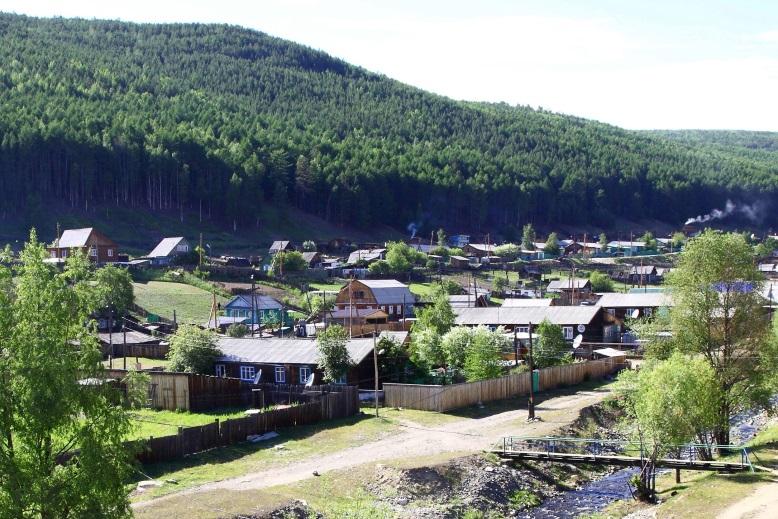 таежная деревня