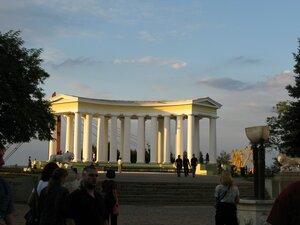 Достопримечательности Одессы - Воронцовская колоннада