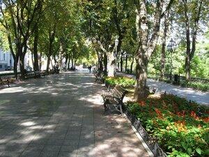 Достопримечательности Одессы - Приморский бульвар