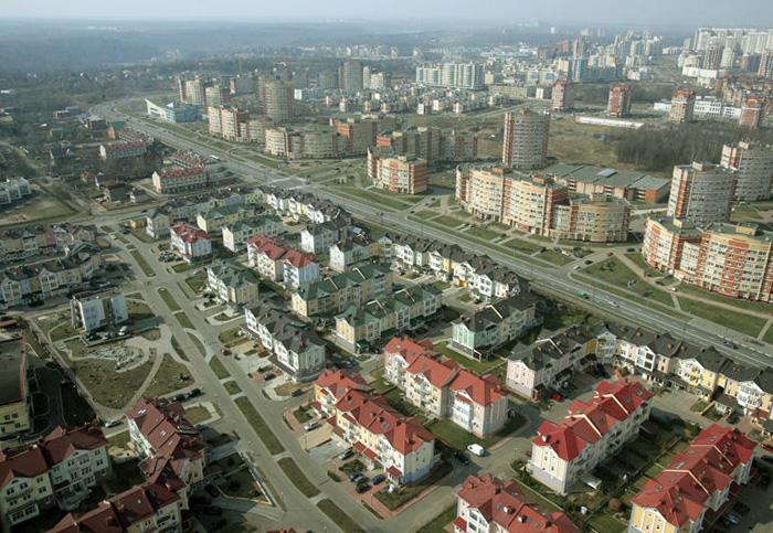 Новая Москва. Строительство