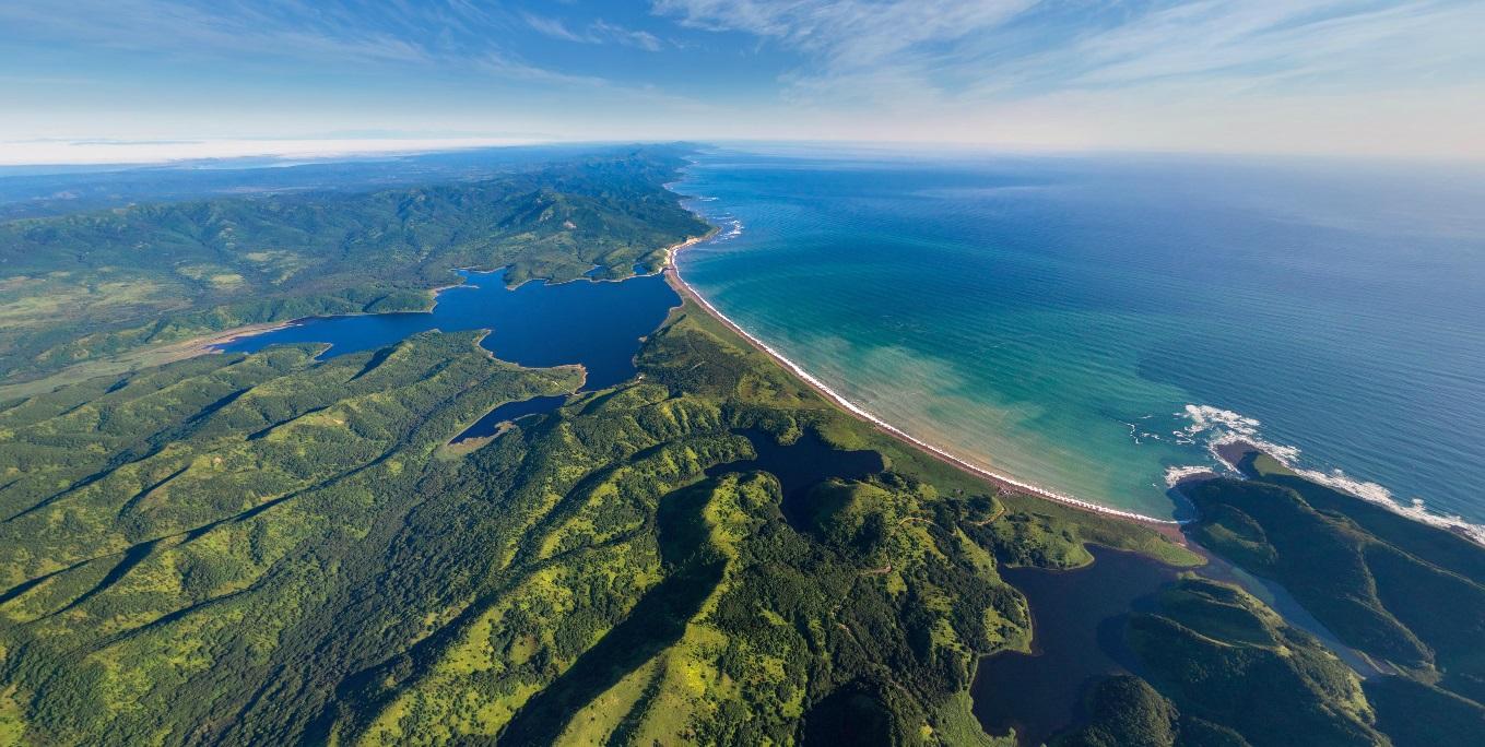 Охотское и Японское моря (остров Сахалин) Лучшее время для поездки: август, сентябрь Стоимость прожи