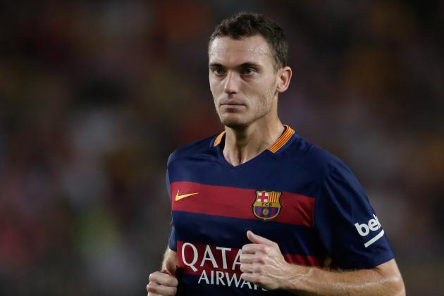 Барселона подтвердила переход Вермалена вРому