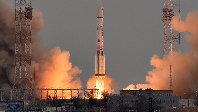 Российская Федерация поставит Казахстану пусковую установку для ракет «Протон»