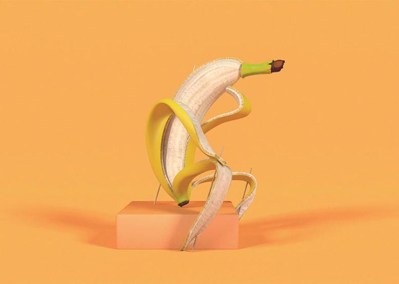 Bananas: Art Film by Elias Freiberger & Xander Marritt