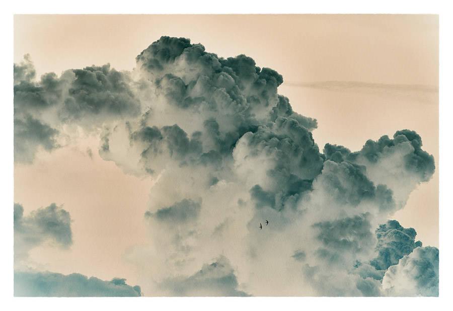 Stylish Cumulus Shot by Christian Schmidt