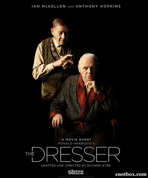 Костюмер / The Dresser (2015/HDTV/HDTVRip)