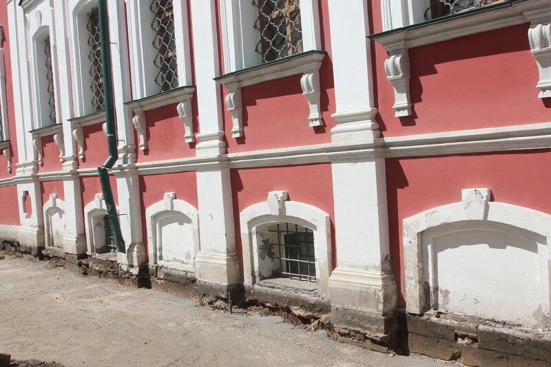 Реконструкция черниговского переулка