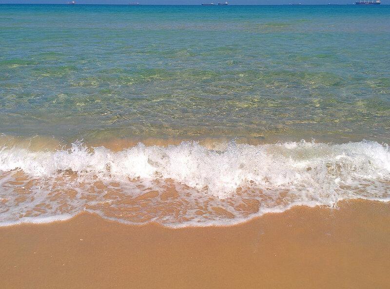 Ах, море море!