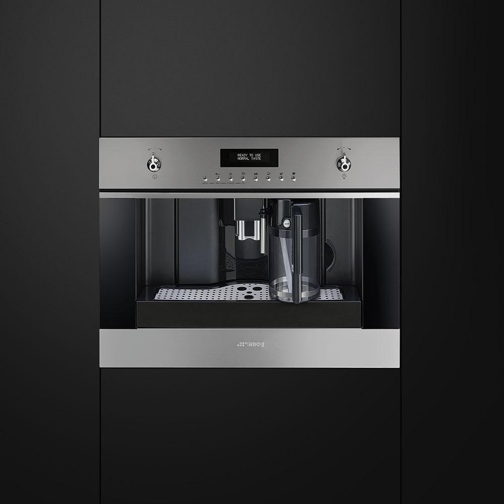 Smeg кофемашины - встраиваемая кухонная техника в Краснодаре
