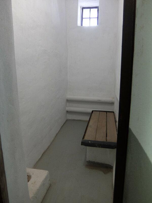 Тобольский Кремль - Тюремный замок - Карцер