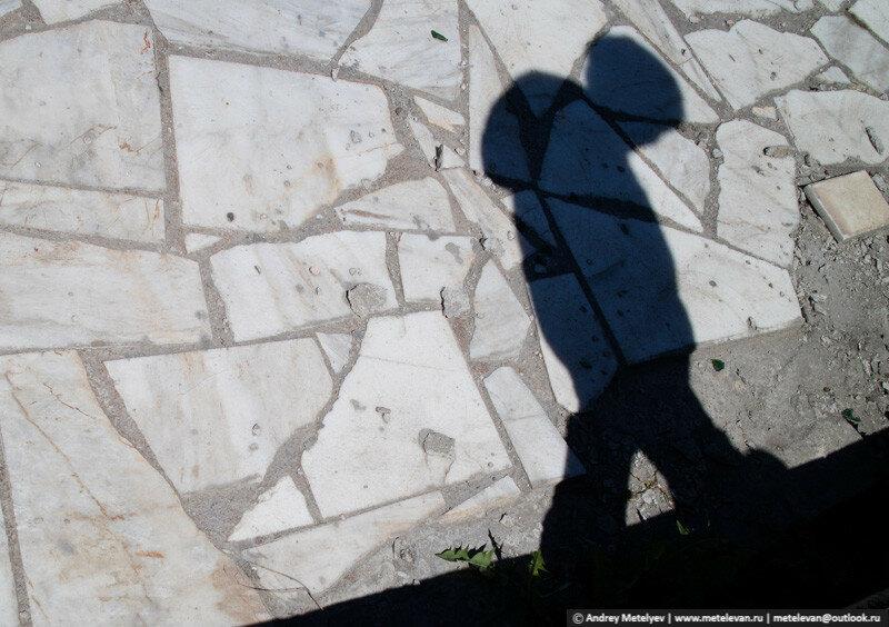 тень которая гуляет сама по себе