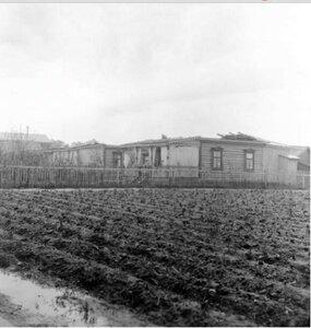 1904. Вешняки. Разрушенные ураганом дачи