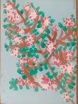 Талышская Ксения (рук. Грищенко Елена Сергеевна) - Цветущая вишня