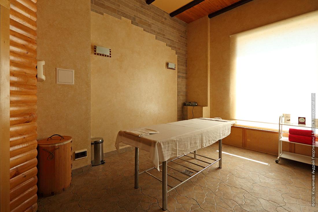 отель волжская ривьера в угличе массаж