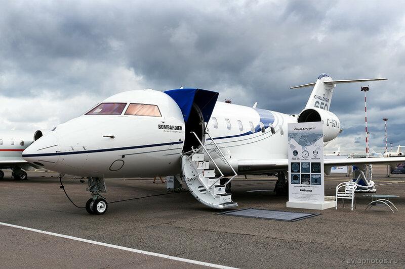 Bombardier CL-600-2B16 Challenger 650 (C-GZKL) Bombardier Aerospace D807501