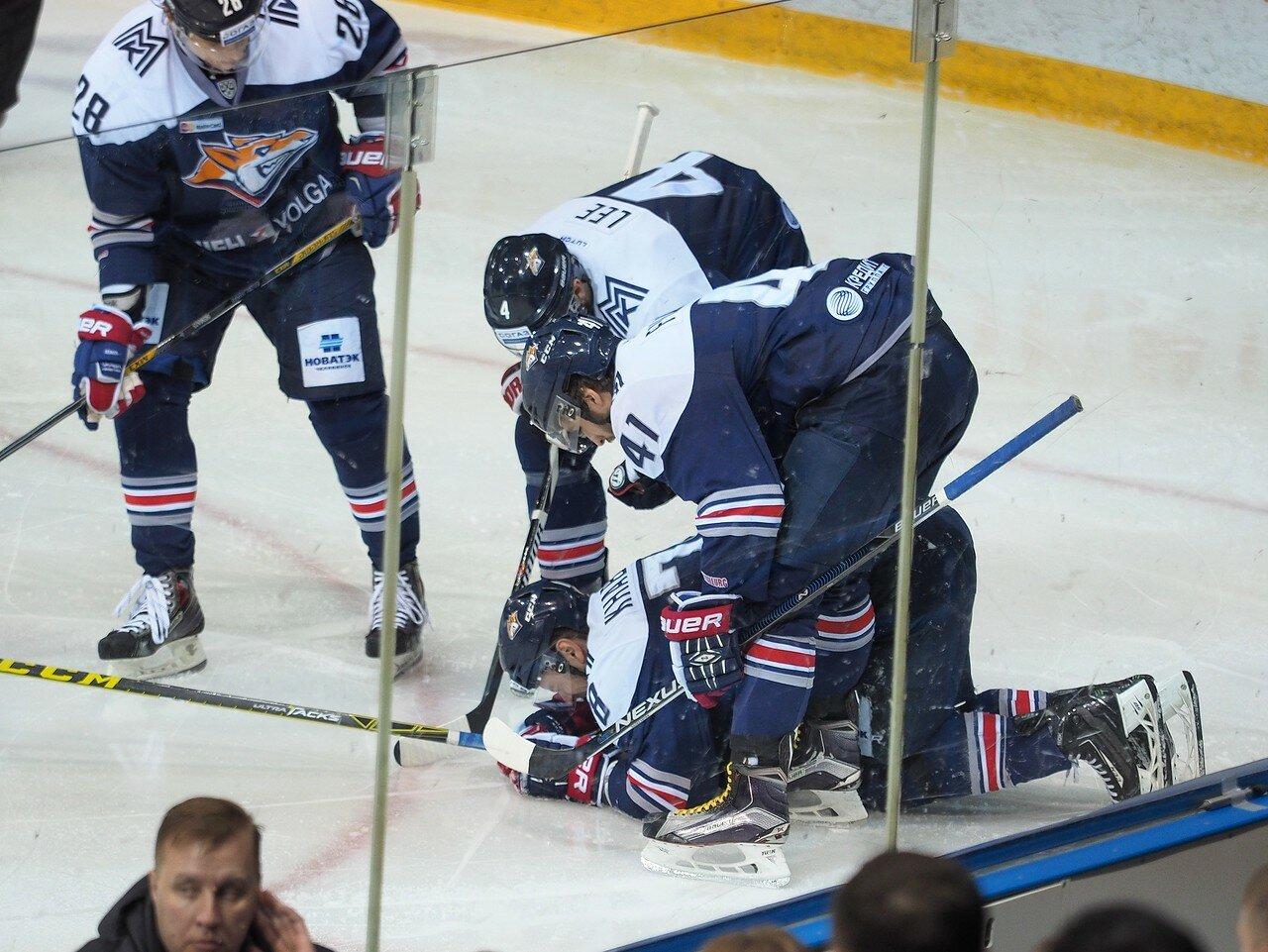 52Плей-офф 2016 Восток Финал Металлург - Салават Юлаев 25.03.2016