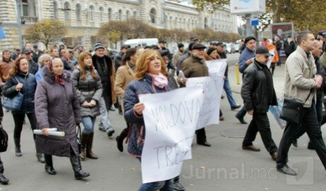 Как организован масштабный протест от 24 апреля в Кишинёве