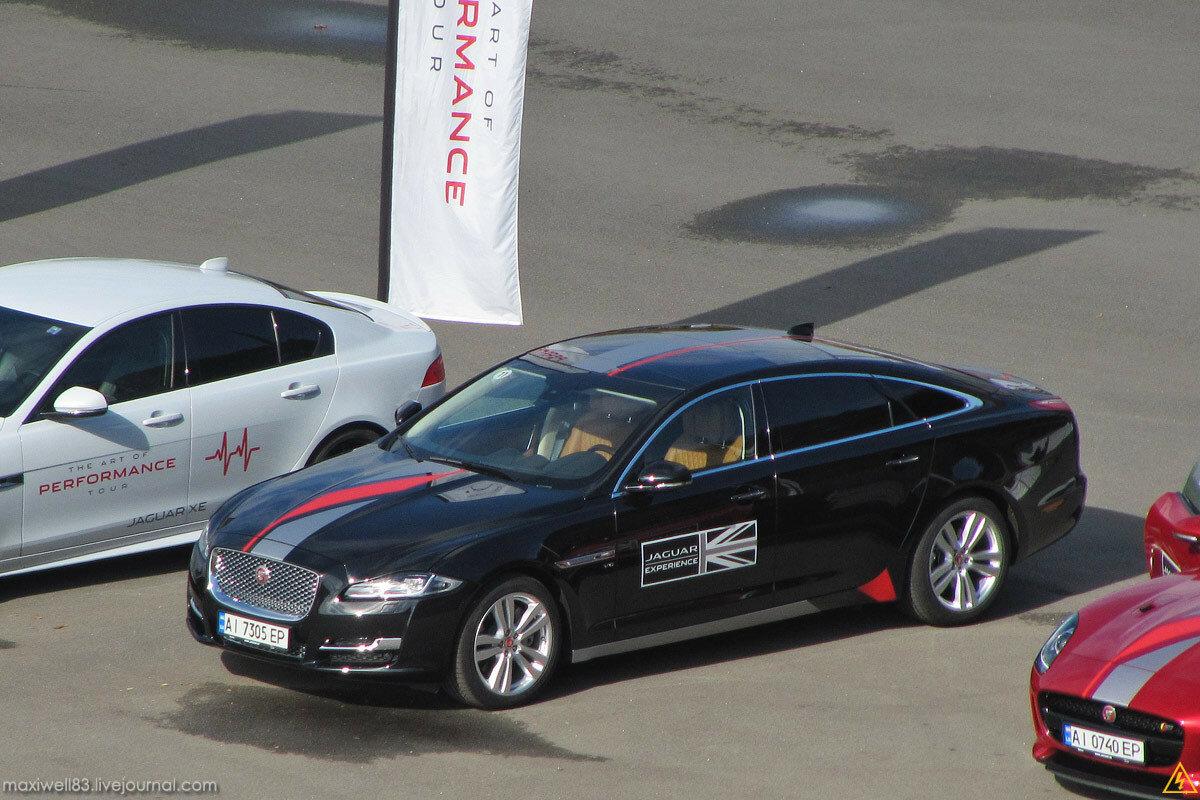 Jaguar XJ V6 (Restyling 2015)